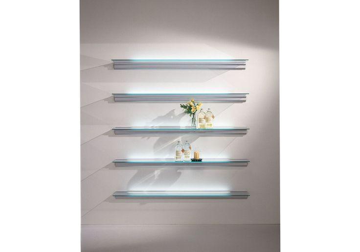Hialina shelving | BD Barcelona Design