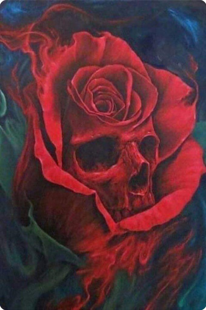 Grateful Dead Rose