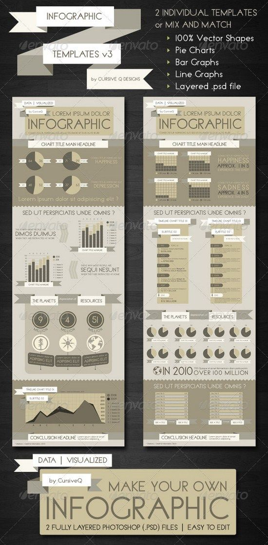 Useful And Informative Infographics Poster Designs – EDHEC