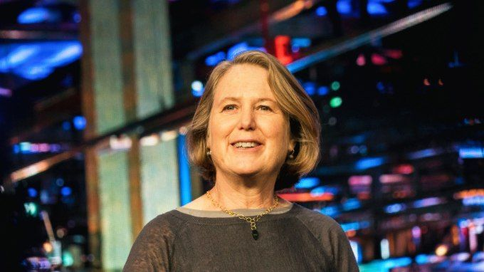 Diane Greene wants to put the enterprise front and center of Google Cloud strategy
