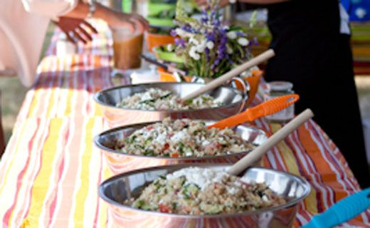 Epicure's Summer (Home Office) Holiday Quinoa Salad