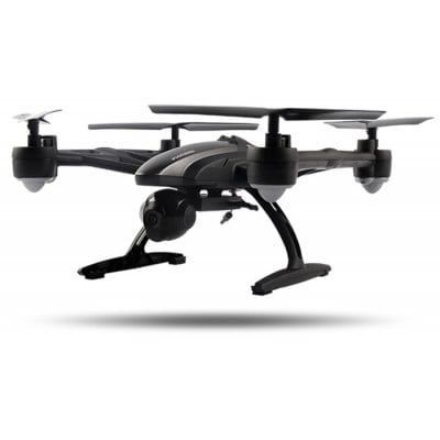 Just US$38.99 + free shipping, buy JXD 509W WIFI Real-time Transmission 2.4GHz / APP Control 720P CAM 4CH 6 Axis Gyro Quadcopter Headless Mode online shopping at GearBest.com.