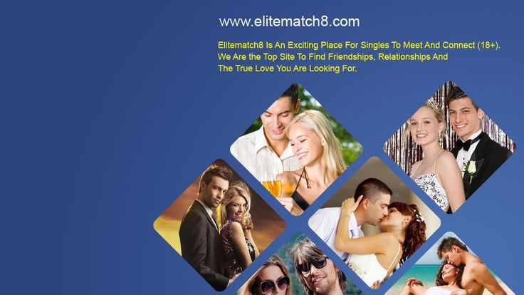 EliteMatch8 is the best dating online service provider among all leading free online dating websites USA. You can join instantly, search and connect with members to find your right match on the free dating sites in USA.