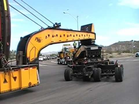 ▶ Taking The 285 Ton Anode The Last Mile - YouTube