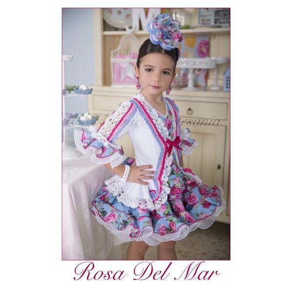 Tipicos Escaramuzas Trajes Rosa Mar Mexicanos Flamencas Y Del tqxZxS