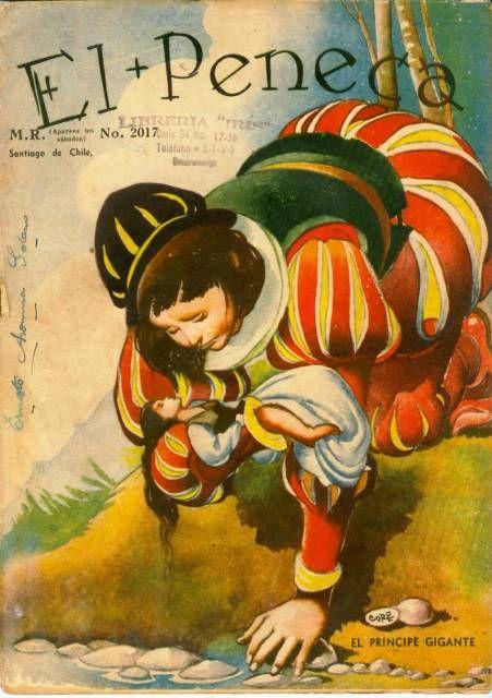 El Peneca (Volume) - Comic Vine