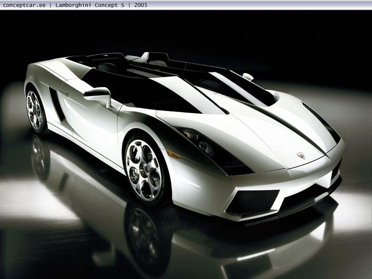 the lamborghini concept s is a concept car designed by luc donckerwolke the head of lamborghini design using the lamborghini gallardo as a