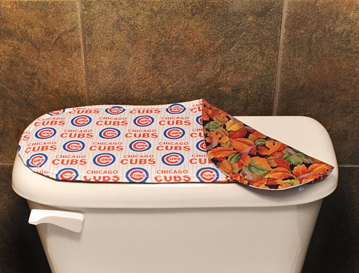 chicago cubs bathroom accessories baseball toilet tank cover sportsfall bathroom decoration - Bathroom Accessories Chicago