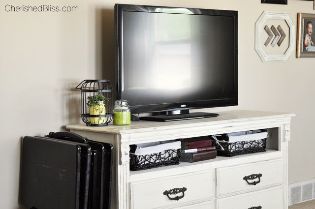 I have been promising this for a while. I have had it almost finished for about 3 months now, but I had to paint one part before I showed you all. I did all this right before we put our house on the market and we needed a piece of furniture for a showing so...Read More »