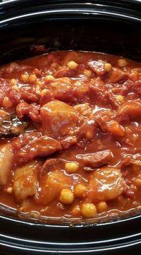 Slimming World Recipes: Chicken Chipotle & Chorizo Stew (Slow Cooker)