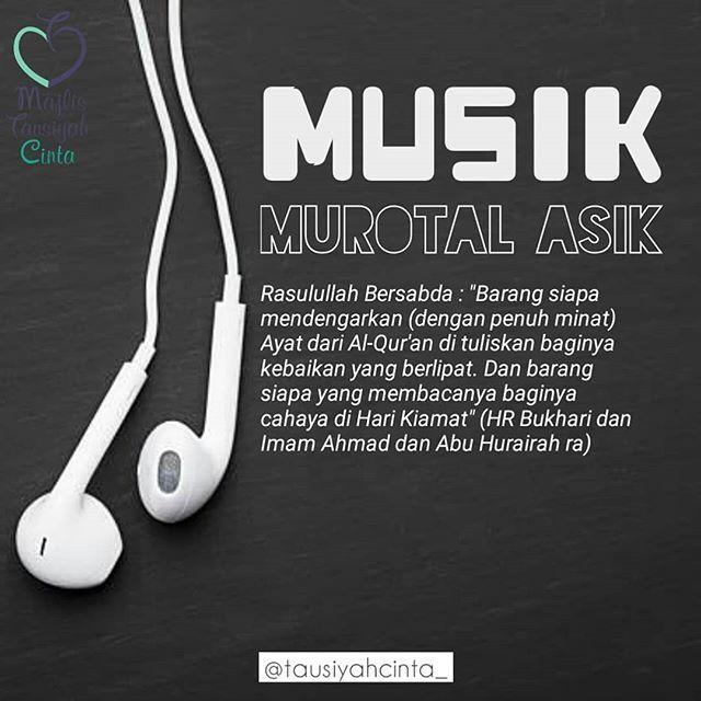 Murotal Asyik . . Follow @hijrahcinta_ Follow @hijrahcinta_. . . http://ift.tt/2f12zSN