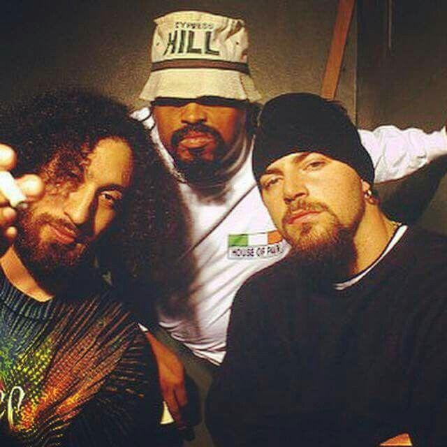 Cypress Hill.
