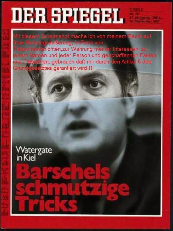 38259at38259: Uwe Barschel-Tätersuizid???