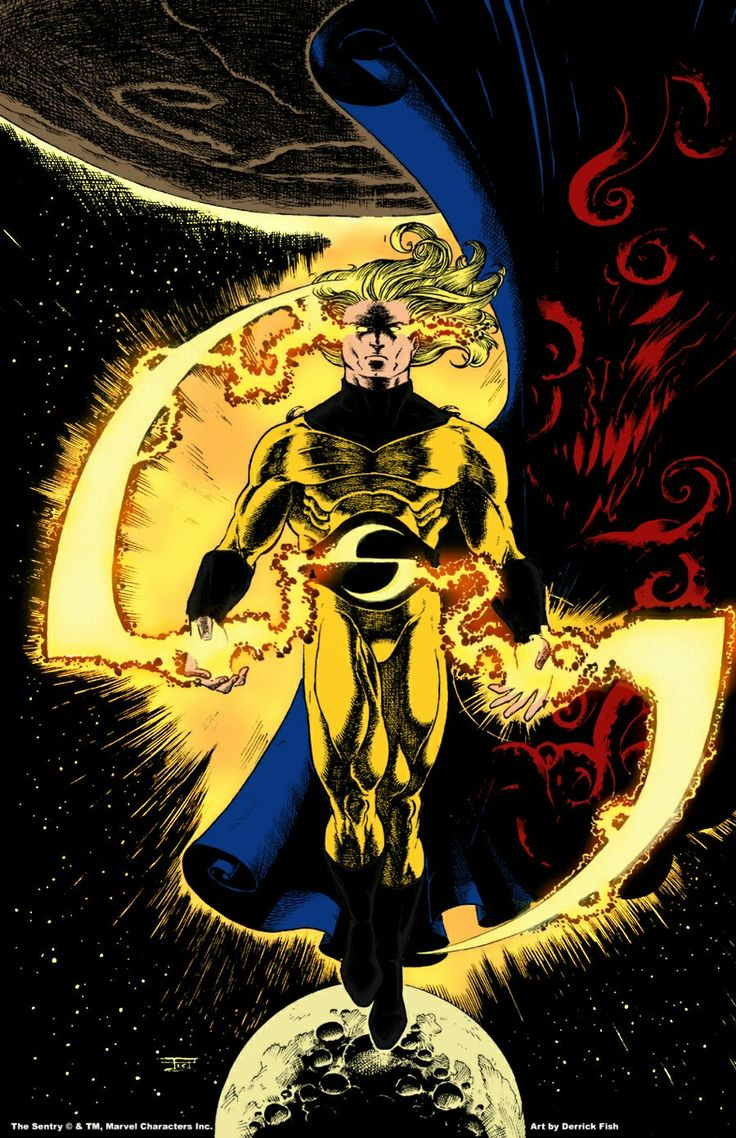Sentry, marvel comics