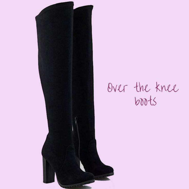 Μπότες πάνω από το γόνατο Carad για sexy outfits! napolitana-varese.gr