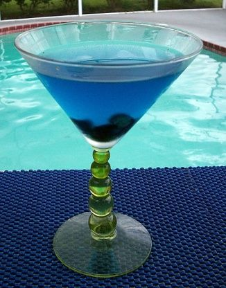Blueberry Martini Recipe - Food.com