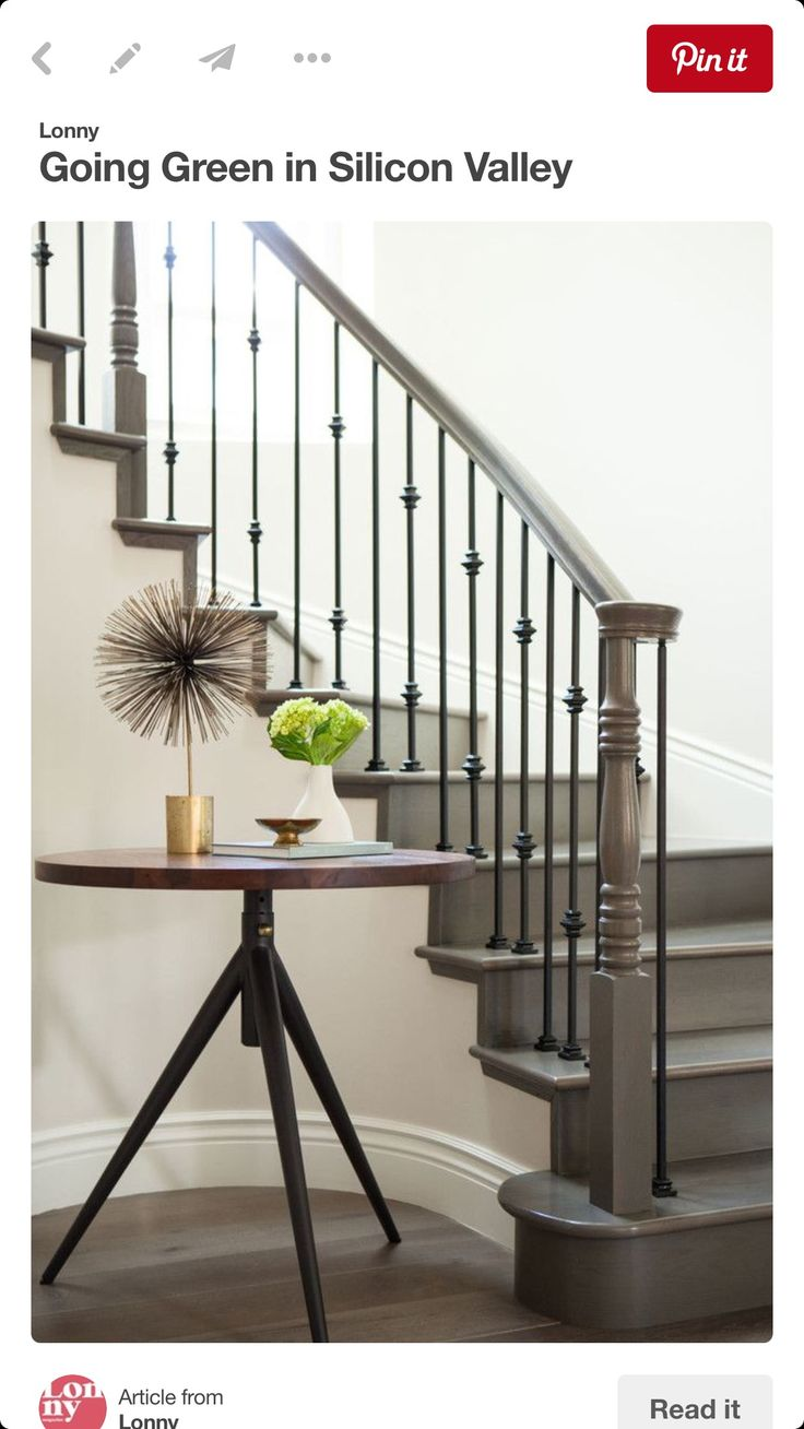 173 best staircases railing images on pinterest ladders 173 best staircases railing images on pinterest ladders staircases and stairs greentooth Image collections