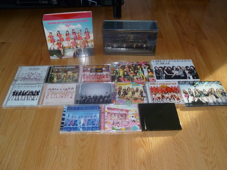 SNSD Japanese album and single update