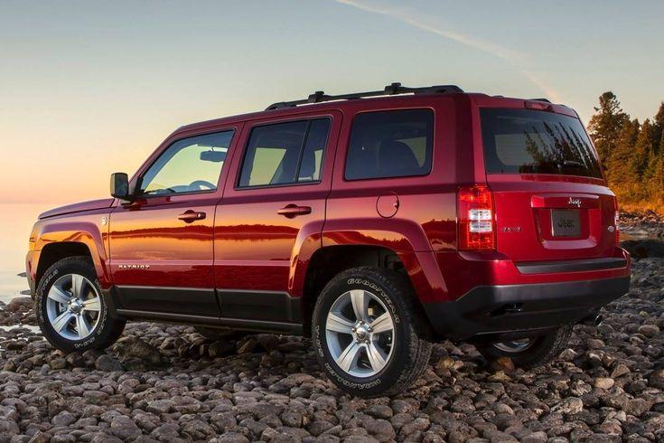 Best 25 jeep patriot ideas on pinterest jeep patriot - Jeep patriot exterior accessories ...