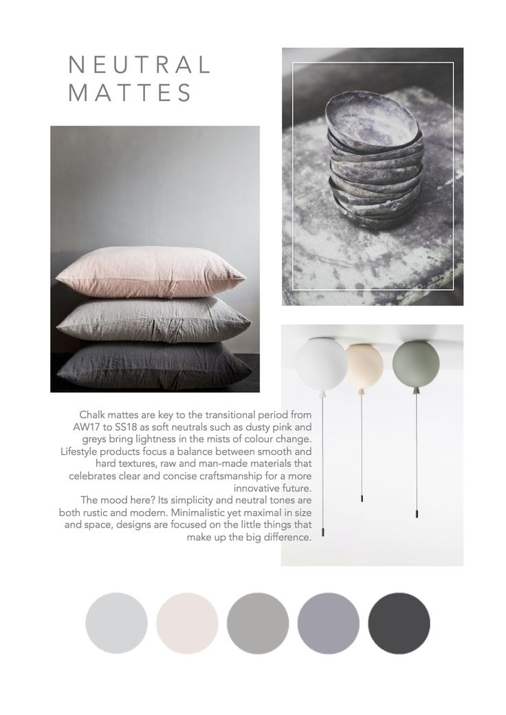 A brief introduction to SS18 transitional mood board including a focus on key colours such as neutrals, dusty pink, and soft greys, texture and lifestyle inspirations. WGSN inspired. Infusion AW17. Slow futures. images here are thanks to : http://thelane.com/style-guide/themes/ocean-theme-wedding http://olivergustav.com/category/available-works/