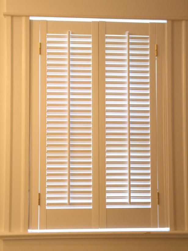 Ordinaire How To Install Interior Plantation Shutters   Crafts   Interior Shutters,  House Paint Interior, Interior Window Shutters