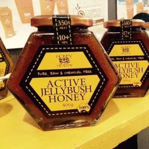 Active Jelly Bush Honey @  Buy Honey Products
