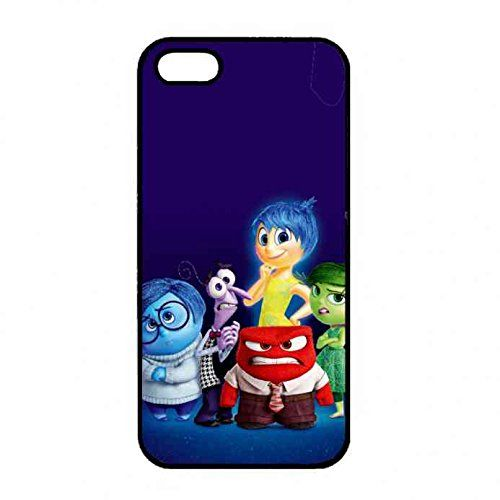 Pixar Animation Movie Inside Out Series fundas,Inside Out Characters Back Case for Iphone 5(S) - http://www.tiendasmoviles.net/2016/07/pixar-animation-movie-inside-out-series-fundasinside-out-characters-back-case-for-iphone-5s/
