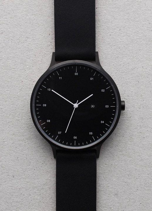INSTRMNT D-1 Minimal Watch
