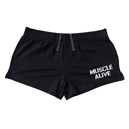 Musclealive Hombres Gimnasia Pantalones cortos 3 entrepierna Culturismo pantalones cortos de algodón Precio e informacion en la tienda: http://www.comprargangas.com/producto/musclealive-hombres-gimnasia-pantalones-cortos-3-entrepierna-culturismo-pantalones-cortos-de-algodon/