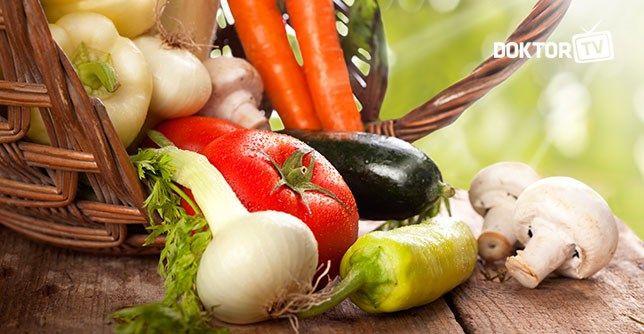 Bu sebzelerle kış daha kolay geçsin!
