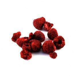 Freeze-Dried Raspberries / For macarons, sherbets, coating desserts, and savoury garnishes