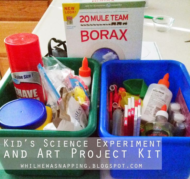 Keep your kids entertained and engaged with this science experiment kit that you can put together yourself, complete with a FREE printable project booklet.