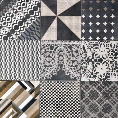 Patricia Urquiola Azulej tile collection for Mutina