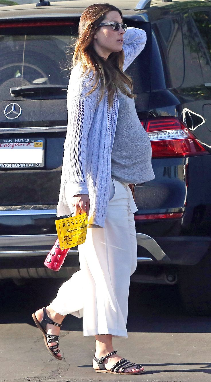 Nothing to Wear? Alison Sweeney's Post-partum Fashion ...