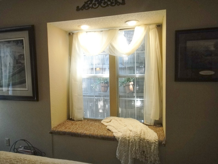 Window Seat In Master Bedroom Mamas House Pinterest