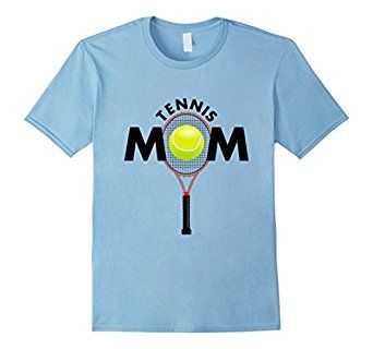tennis mom t-short