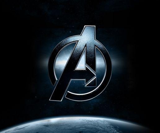 Avengers Logo | Geekery | Pinterest