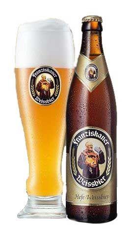 Germany - Franziskaner Weiss