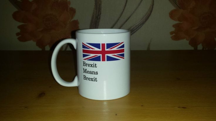 Brexit Mugs - TNTV Products