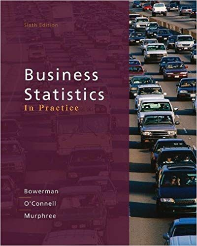 Pdf business edition in statistics 6th practice