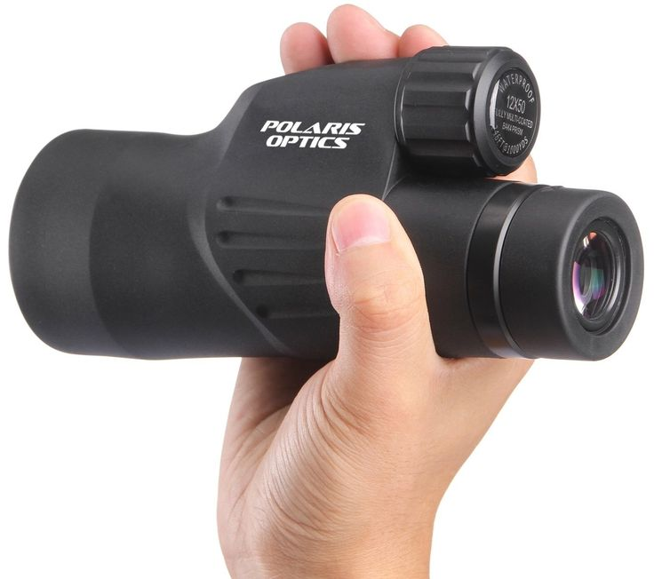 Polaris Explorer - 12x50 High Powered Monocular Review, Useful information for Buyer, Features and Technical Specification, Customer Review and Feedback.