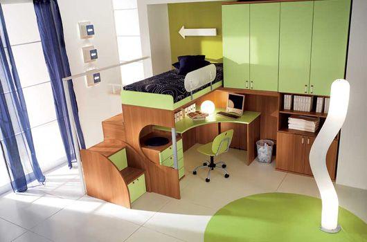 Best Kids Bedroom furniture | Camerette – Modern Kids Bedrooms by Arredissima