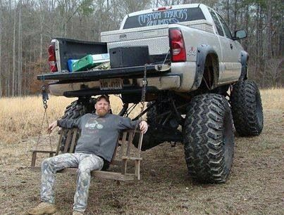 For when your Chevy breaks down and your waiting on the tow truck
