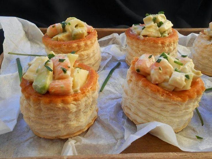 Ni 1, ni 2, ni 3....¡¡10 recetas de canapés muy fáciles de hacer y muy vistosos!!