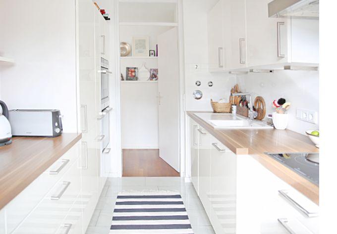 Ich liebe es zu kochen und ich liebe meine Küche! Sie ist ein Ort, an dem ich mich richtig gerne aufhalte! Kochen gehört zu meinen Leidensch...