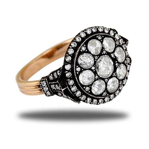Atlantis Diamond Ring / Elmas Yüzük