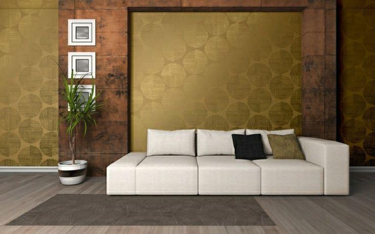 Zlatá tapeta z katalógu Spot 3 | Dimex