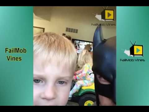All BatDad Vines Compilation - FailMob Vines #47 - Subscribe! - Best Vin...