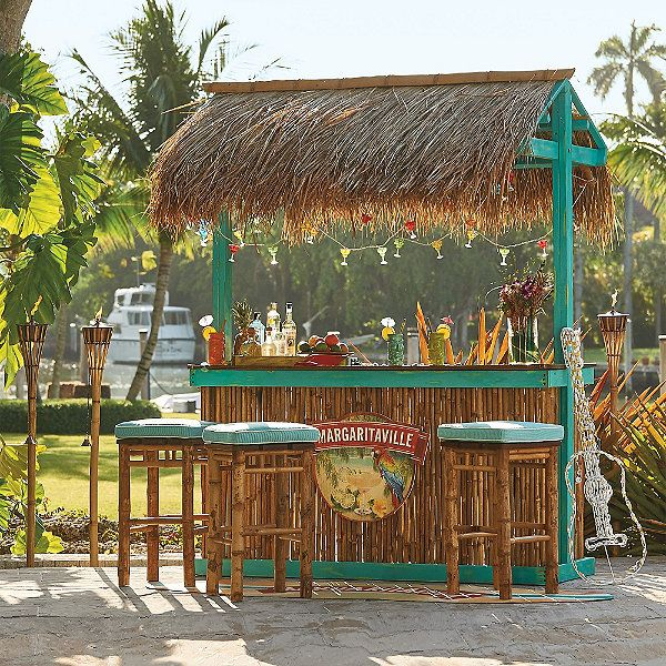 Margaritaville Trinidad Tiki Bar Looks So Perfect Can