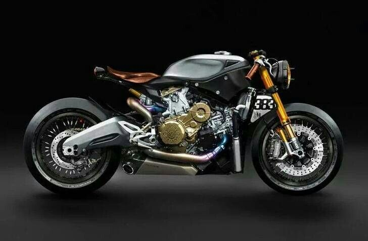 899 Panigale naked